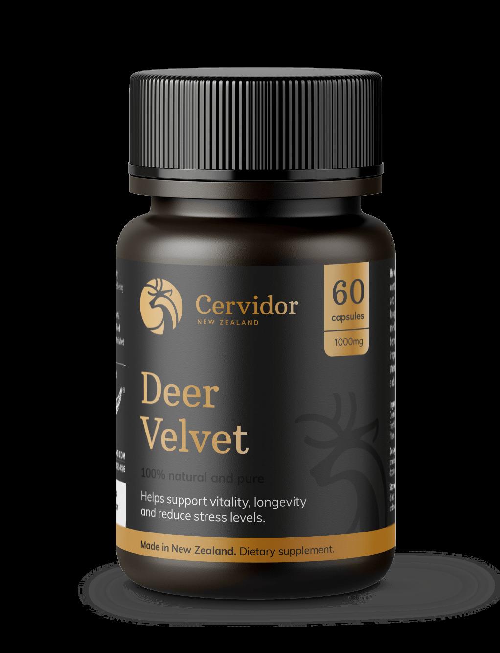 Deer Velvet Capsules