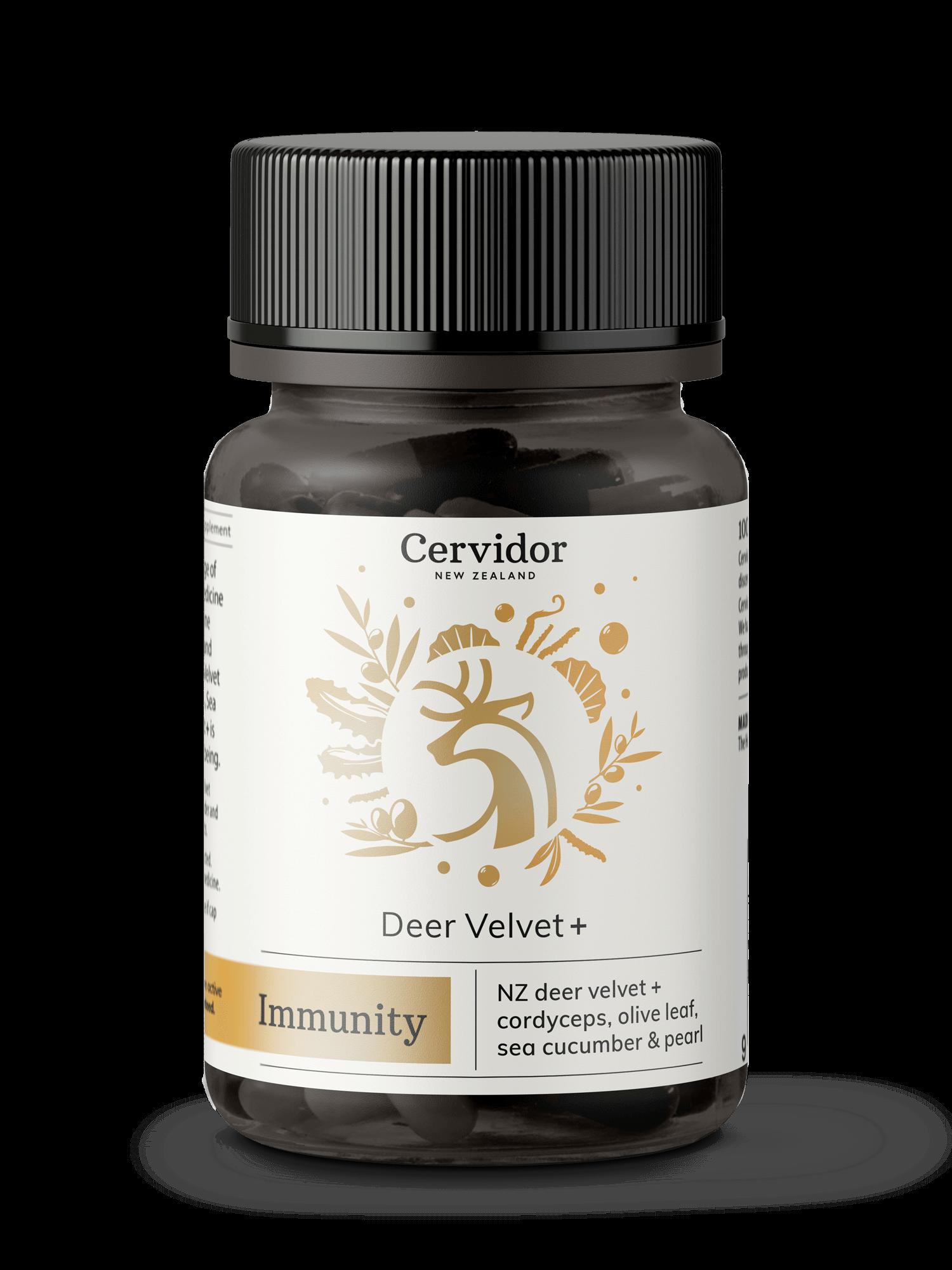 Cervidor Velvet+ Capsules